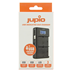 Afbeelding van Jupio USB Dedicated Duo Charger LCD for Sony NP-FH50/70/100 NP-FV50/70/100